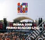 Roma 2009 - Primo Maggio Live cd musicale di Artisti Vari