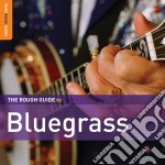 The rough guide to bluegrass cd musicale di Artisti Vari