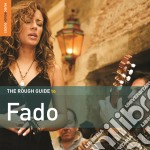 The rough guide to fado cd musicale di Artisti Vari
