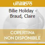 BD JAZZ / CLAIRE BRAUD cd musicale di BDJ HOLIDAY BILLY