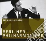 Debussy Claude / Mendelssohn Felix - Jeux  - Celibidache Sergiu Dir  /berliner Philarmoniker cd musicale di Claude Debussy