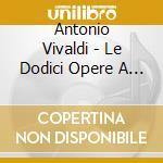 12 opere a stampa opera v, le cd musicale di Antonio Vivaldi