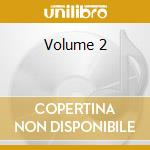 Volume 2 cd musicale
