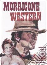 MORRICONE WESTERN-LIBRO+CD cd musicale di MORRICONE ENNIO es.IVA