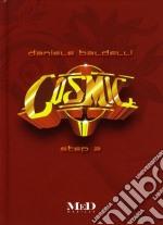 Cosmic step 2 cd musicale di Daniele Baldelli