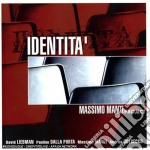 Massimo Manzi Project - Identita' cd musicale di MANZI MASSIMO PROJECT