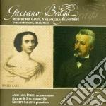 Gaetano Braga - Works For Singing cd musicale di Gaetano Braga