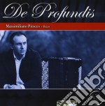 Massimiliano Pitocco Bajan - De Profundis cd musicale di Pitocco Massimiliano