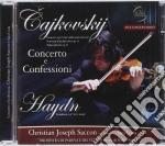 Cajkovskij/haydn cd musicale di Cost C.j.saccon/sara