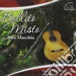 Duo Macchia - Bollito Misto cd musicale di Macchia Duo