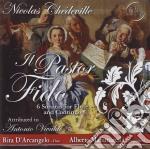Rita D'arcangelo/a.mammarella - Il Pastor Fido 6 Sonatas cd musicale di D'arcangelo/a.m Rita