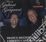 Franco Mezzena/umberto Cafagna - Music Giuliani/gragnani cd musicale di Mezzena/umber Franco