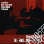 THE SOUL AND THE POET cd musicale di SPAGNOLI GIUSEPPE