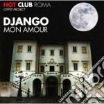 Django mon amour cd musicale di HOT CLUB ROMA