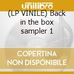 (LP VINILE) Back in the box sampler 1 lp vinile di Dave Clarke