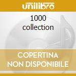 1000 collection cd musicale di Marco Carola