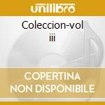 Coleccion-vol iii cd musicale