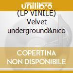 (LP VINILE) Velvet underground&nico lp vinile
