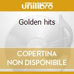 Golden hits cd musicale
