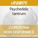 Psychedelic tantrum cd musicale di Solarflares