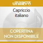 Capriccio italiano cd musicale