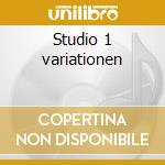 Studio 1 variationen cd musicale di Thomas Brinkmann