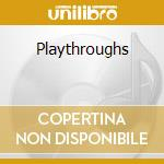 Playthroughs cd musicale