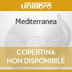 Mediterranea cd musicale di Nicola Alesini