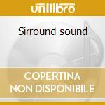 Sirround sound cd musicale