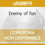 Enemy of fun cd musicale di Stars as eyes