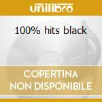 100% hits black cd musicale
