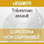 Tribesman assault cd musicale di Underground Roots