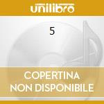 5 cd musicale di Town and country