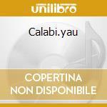 Calabi.yau cd musicale di Joseph Suchy