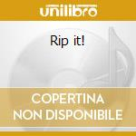 Rip it! cd musicale di John Starlight