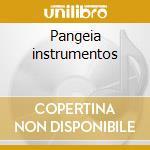 Pangeia instrumentos cd musicale di Victor Gama