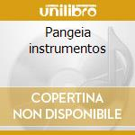 Pangeia instrumentos cd musicale di Victor Gama