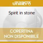Spirit in stone cd musicale di Lifesavas