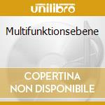 Multifunktionsebene cd musicale