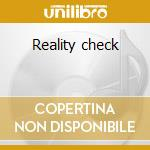Reality check cd musicale
