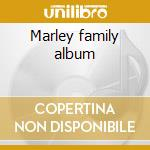 Marley family album cd musicale