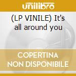 (LP VINILE) It's all around you lp vinile di Tortoise