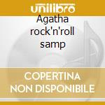 Agatha rock'n'roll samp cd musicale