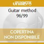 Guitar method 96/99 cd musicale