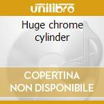 Huge chrome cylinder cd musicale
