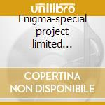 Enigma-special project limited edition cd musicale di Tinkara