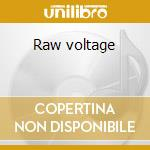 Raw voltage cd musicale di Goudron