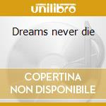 Dreams never die cd musicale di Mum/hey/metaphrog