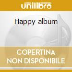 Happy album cd musicale