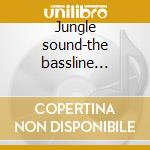 Jungle sound-the bassline strikes back cd musicale